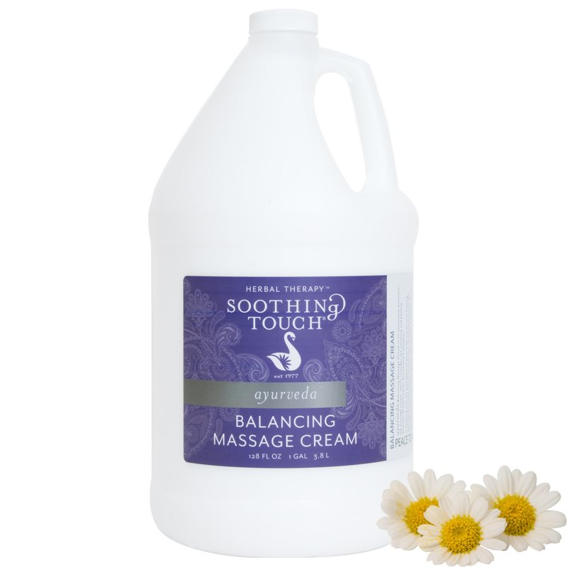Balancing Massage Cream One Gallon by Soothing Touch