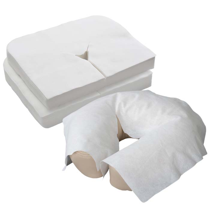 EarthLite Basics Disposable Headrest Cover - Soft, absorbent and hypo-allergenic!