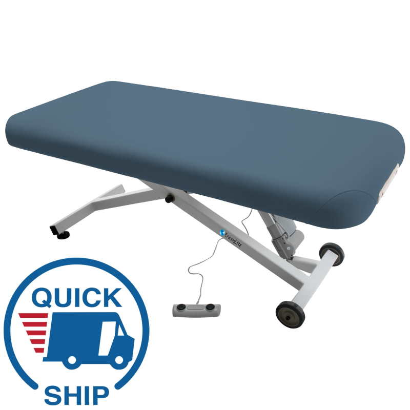 EarthLite Ellora Stationary Massage Table - Earthlite electric lift stationary treatment table