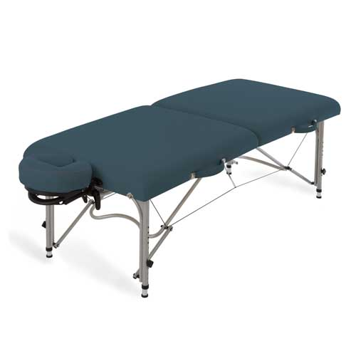 EarthLite Luna Portable Massage Table - Full size portable massage table and only 26 lbs!  now thats light weight!