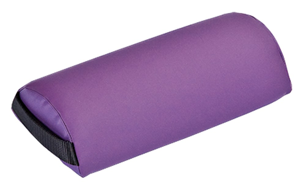 Neck Bolster massage pillow by Earthlite in Amethyst Color