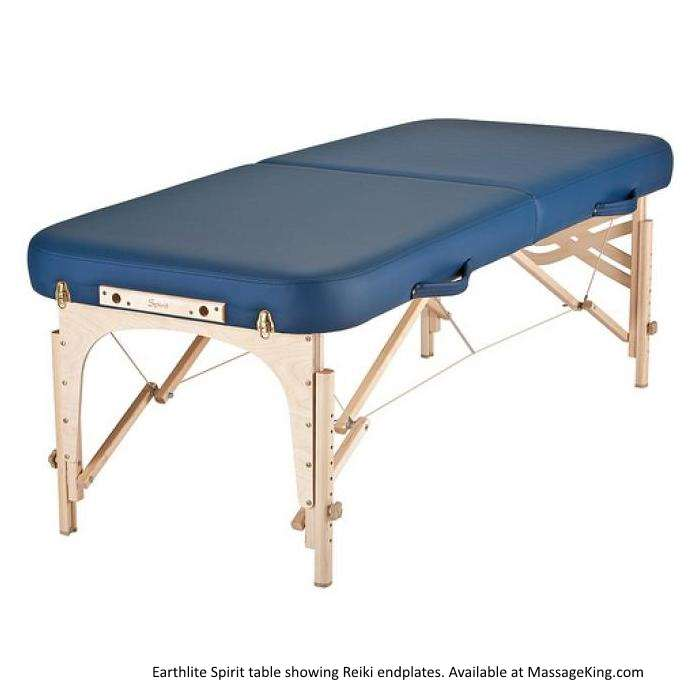 The Spirit represents Earthlite's top of the line portable massage table. Precision crafted using Earthlite's proprietary Jointless formed beam technology and the finest, eco-friendly materials available.