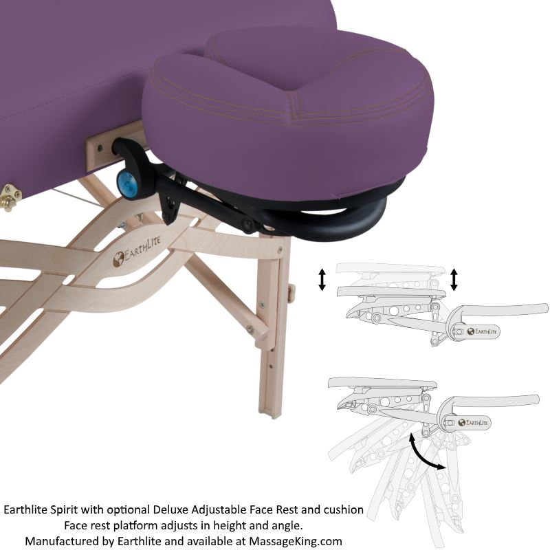 EarthLite Spirit Portable Massage Table Package- Overview