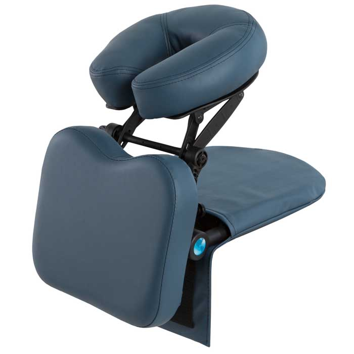 EarthLite TravelMate Desktop Massage Support - The benefits of a portable massage chair in half the size and weight!