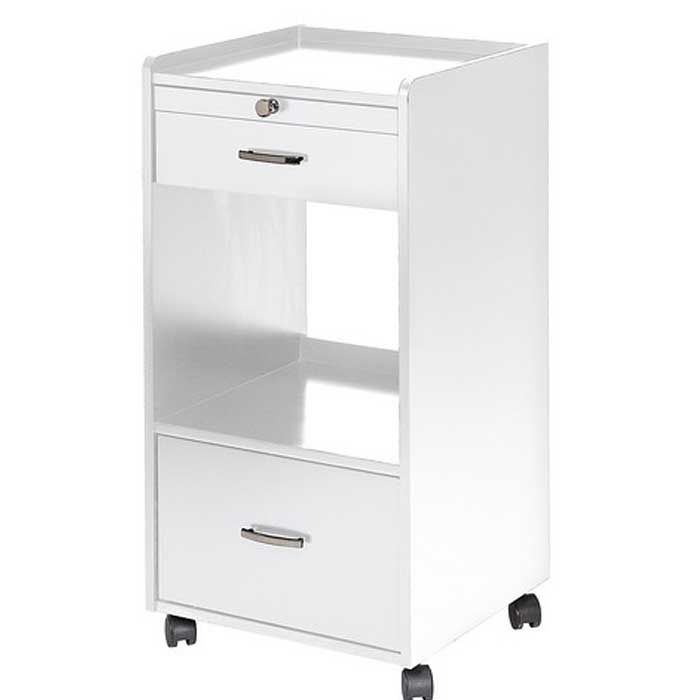 Earthlite Element Trolley in White