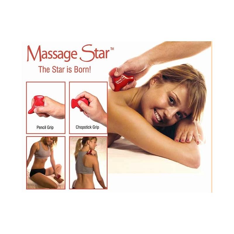 Massage Star massage tool by Accuforce