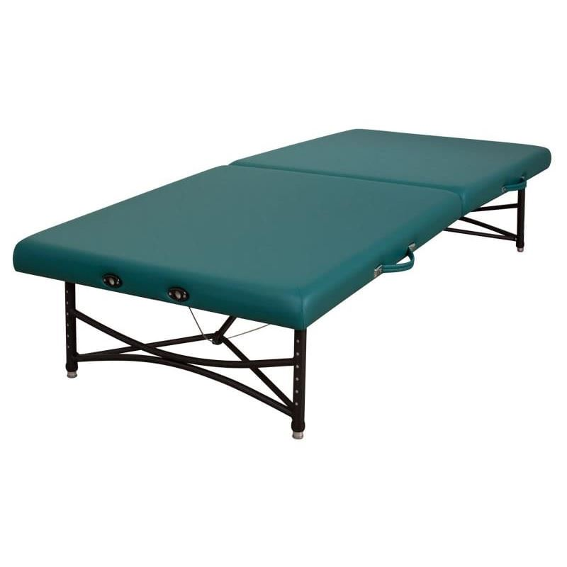 Feldenkrais somatic mat table available in several colors from Oakworks
