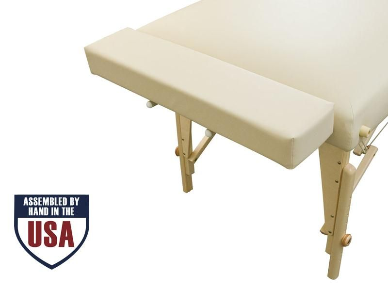 "Oakworks Table Extender - Make your Oakworks table 7"" longer!"