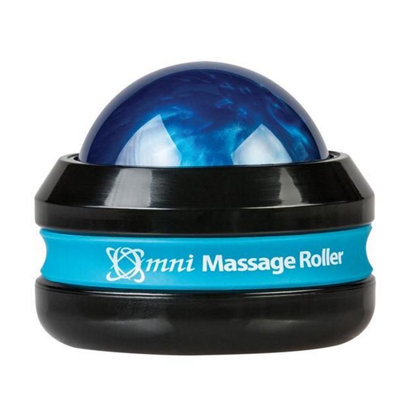 Omni Massage Systems Marbleized Pearl Roller - A Great Personal massager and a Proven Therapeutic Tool.