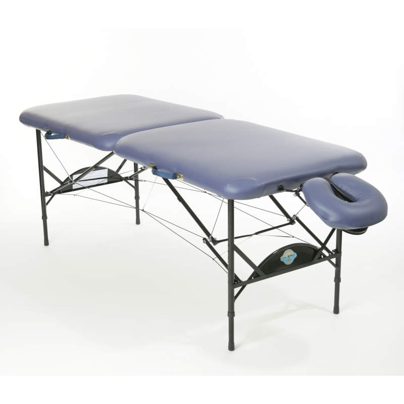 Pisces New Wave II Lite Massage Table Package - Lite weight massage table that's only 23.5 pounds and portable.