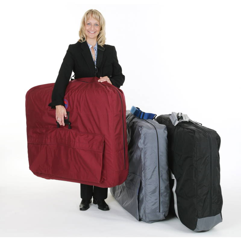 Pisces makes 2 styles of massage table carry cases.