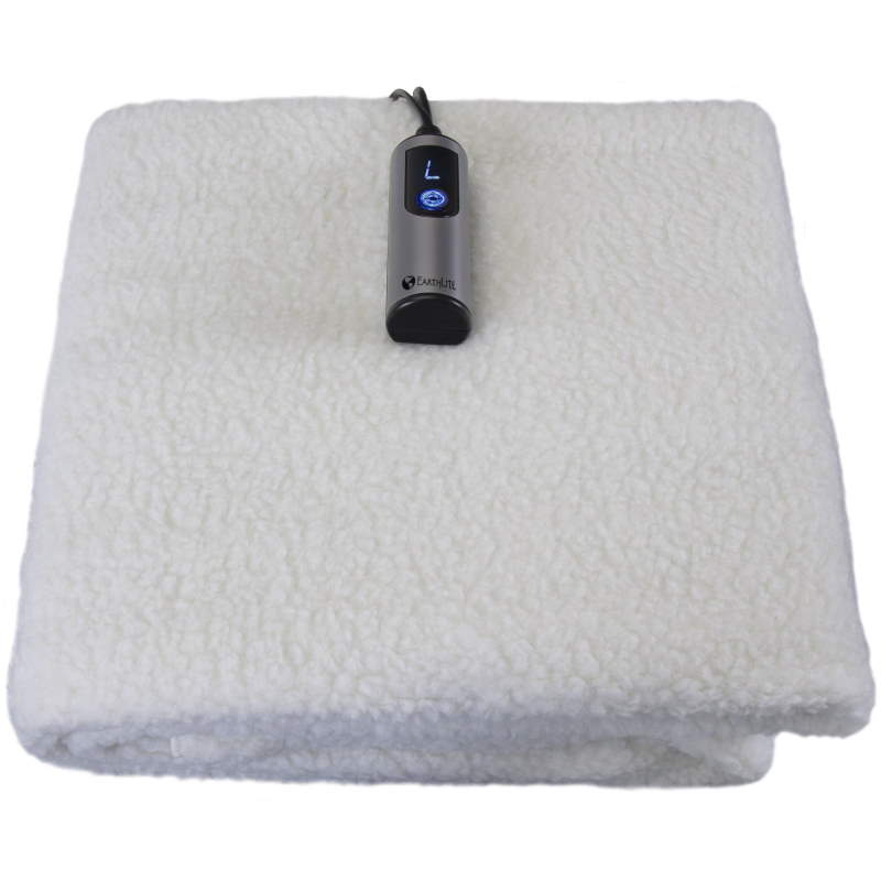 Earthlite Professional Table Warmer with 3 settings and half inch thick fleece.