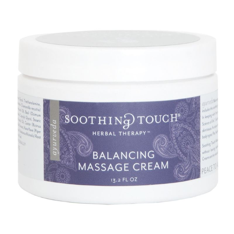 Soothing Touch Balancing Massage Cream 13.2 oz.