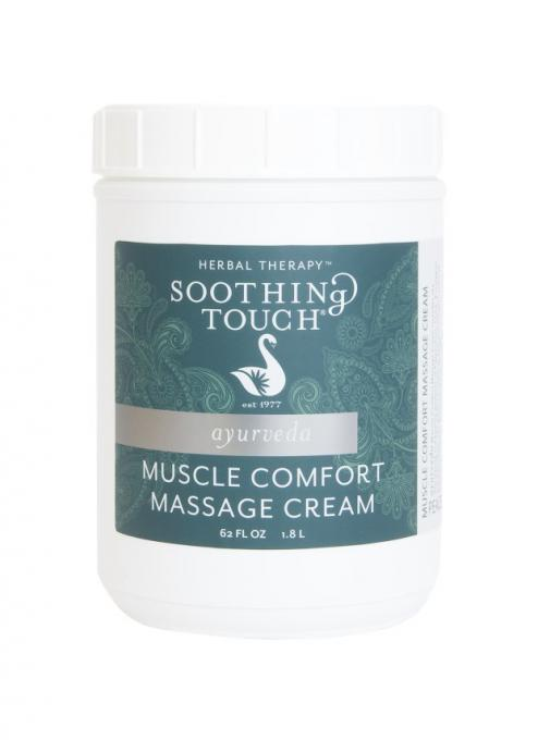 Soothing Touch Muscle Comfort Massage Cream 62oz.