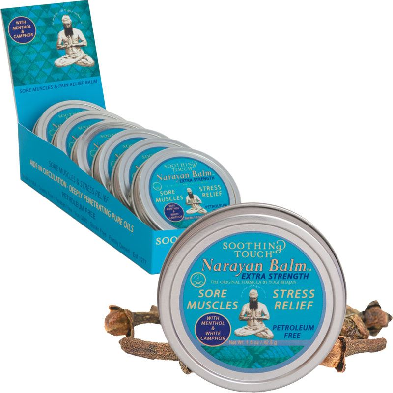 Soothing Touch Narayan Balm Extra Strength