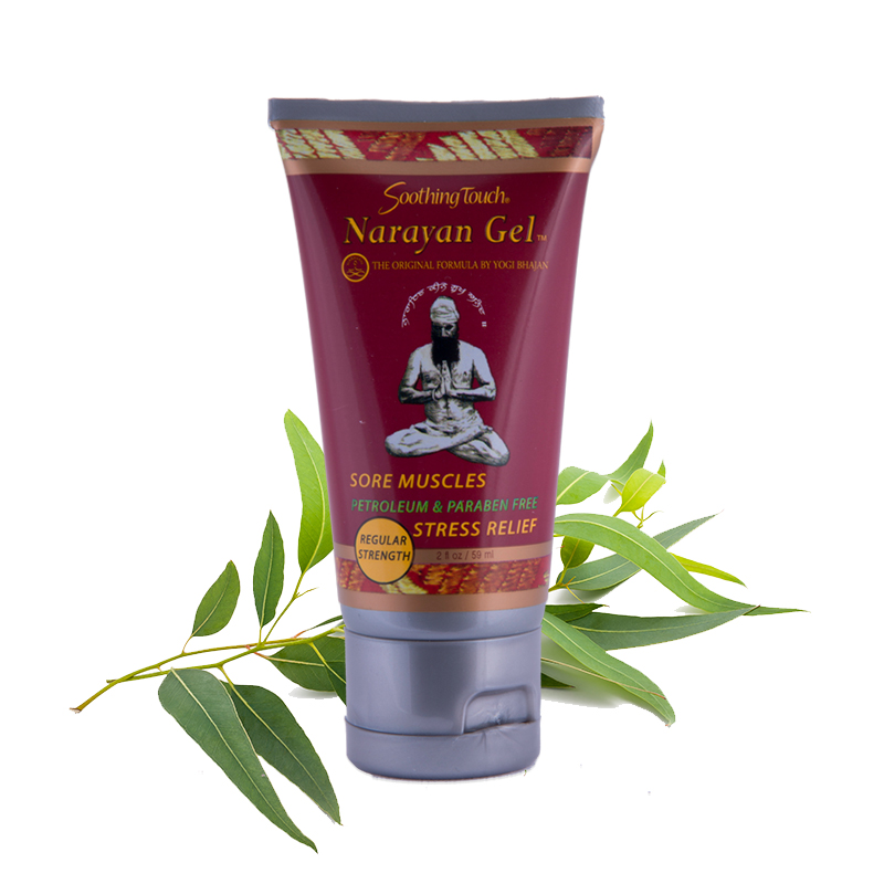 Soothing Touch Narayan Gel Regular Strength
