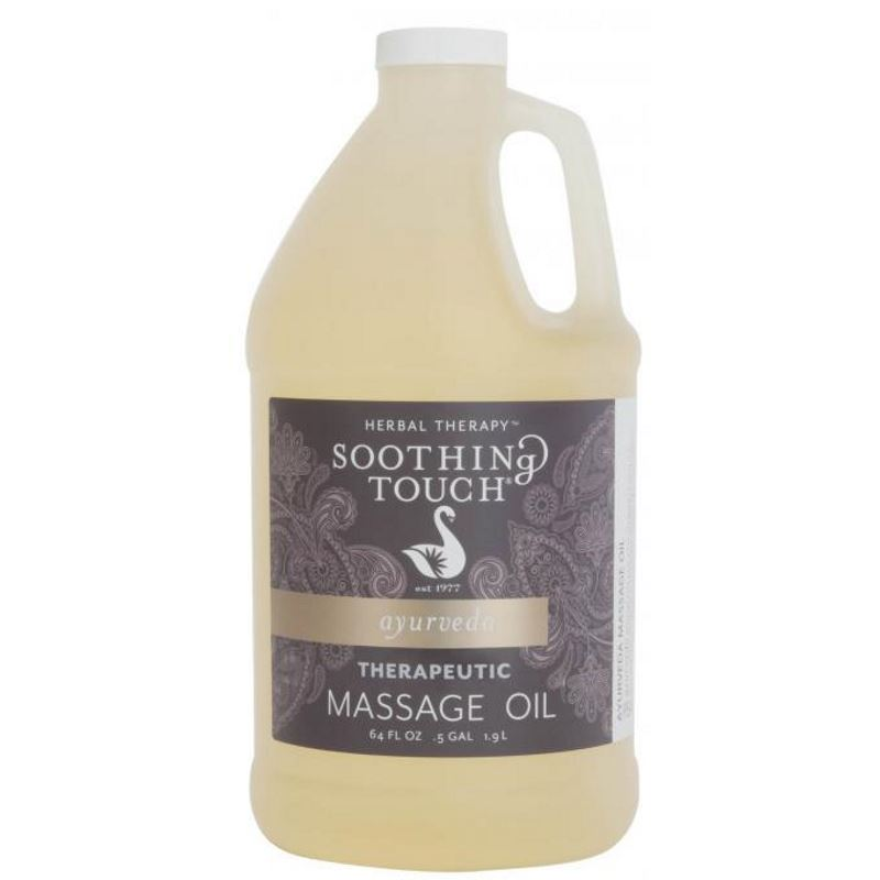 Soothing Touch Therapeutic Blend Oil 1/2 Gallon