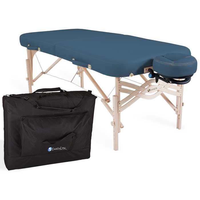 The Spirit represents Earthlite?s top of the line portable massage table