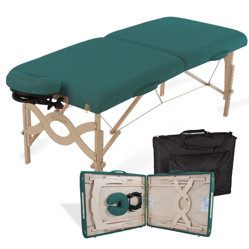 Tech 200 Massage Table Package - Tech 200 massage table: Professional quality at an affordable price.