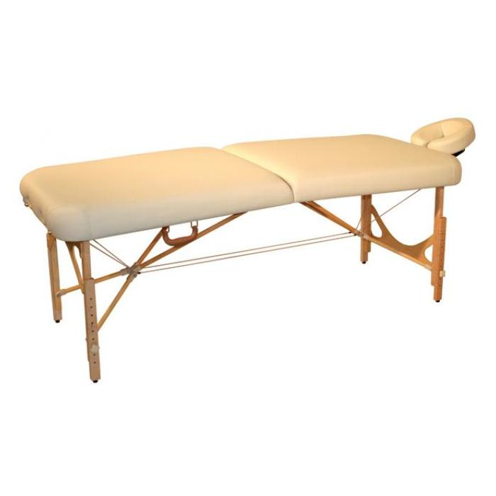 Touch America MBW BodyWorker Classic Massage Table - Patented CenterLock leg design offers superb stability!