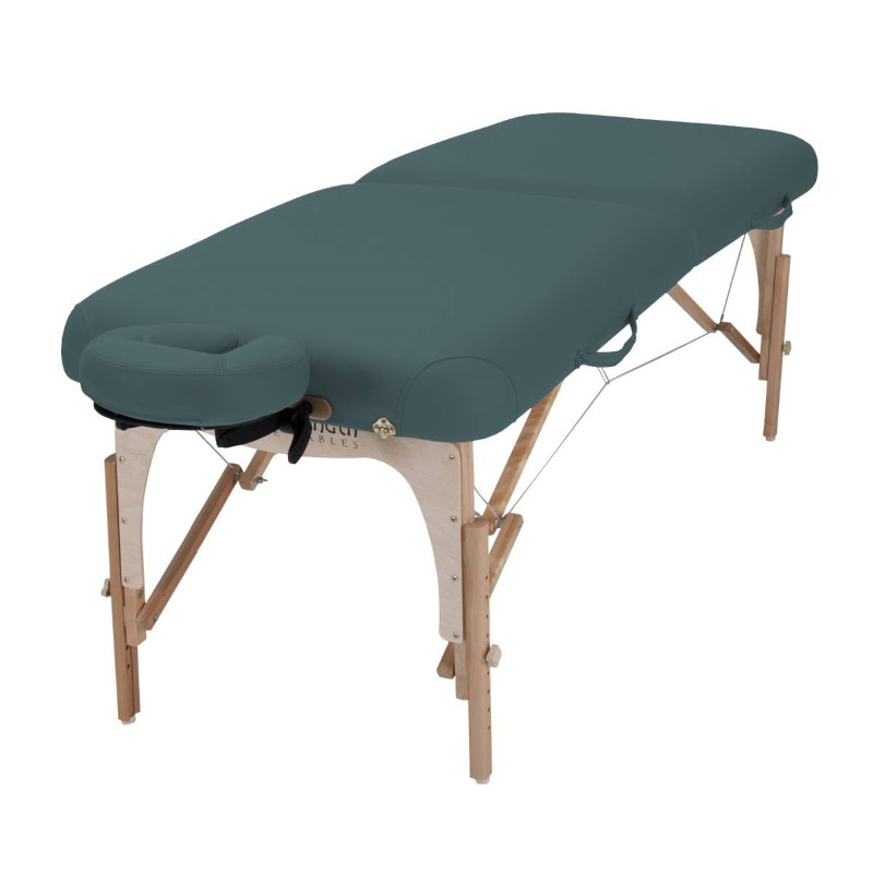 e2 table in Teal color.