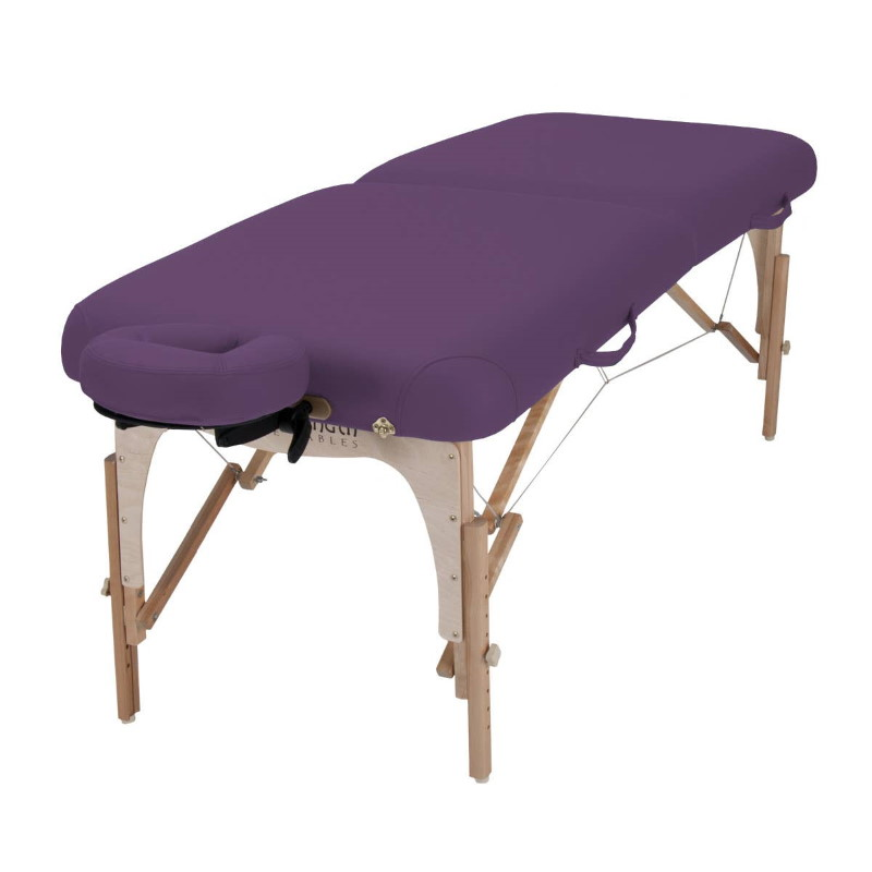 e2 table in Purple color.