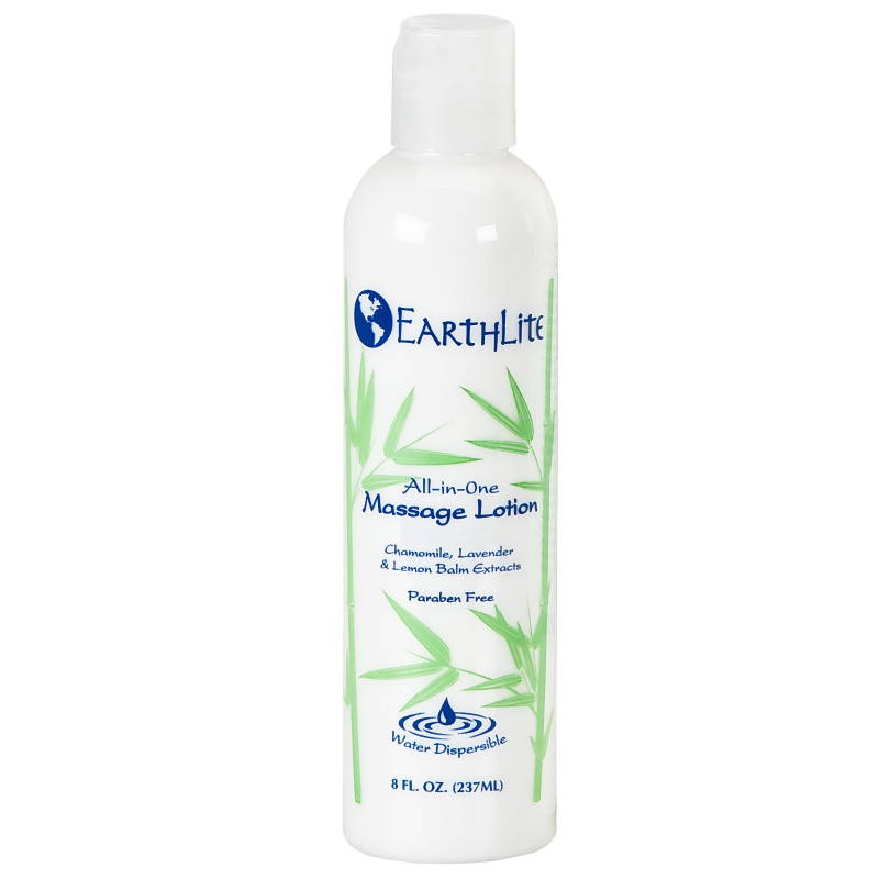 All-In-One massage lotion 8oz size by Earthlite