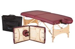 EarthLite Harmony DX Massage Table Package - Earthlite massage table packed with features and value!
